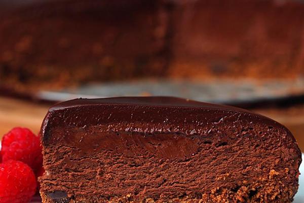 Тройно шоколадов понеделник (рецепта)