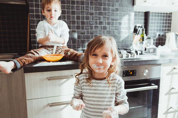 Децата и техните задължения според възрастта