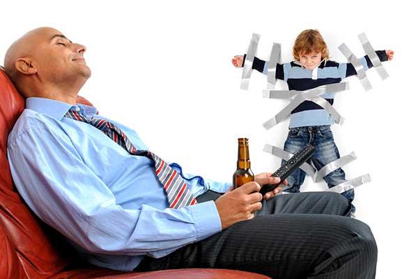 Бащите, стресът и потомството