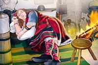 Галена Богданка (приказка)