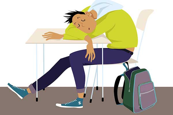 Защо  подрастващите и тинейджърите са винаги уморени?