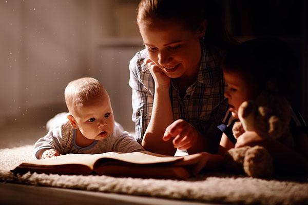 Ползите от ранното детско четене