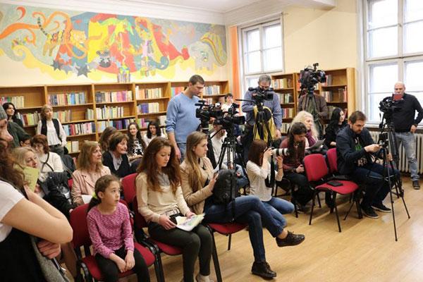 """""""Походът на книгите"""" навърши седем и стартира кампанията си в името на ранното детско четене"""