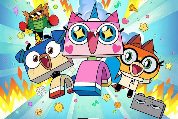 Юникити – нов детски сериал за приятелството и оптимизма