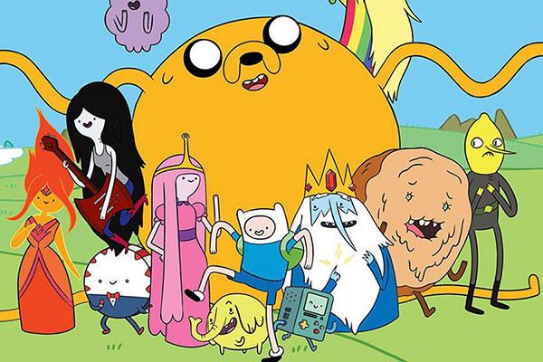Анимациите за деца на Cartoon Network и Boomerang през май 2018