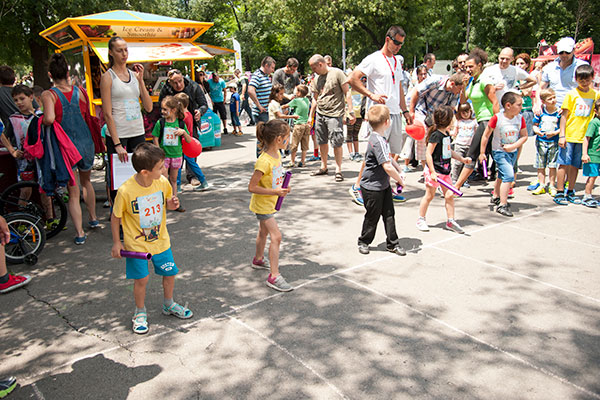 Детска Игриада – спортен празник за деца и родители