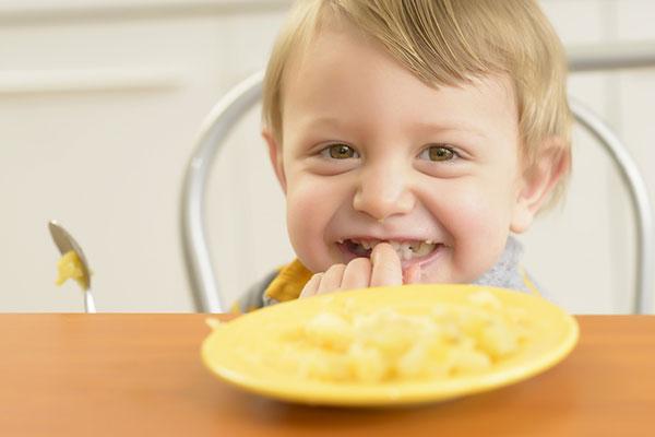 Шест вариации на картофеното пюре, подходящи за бебета и малки деца