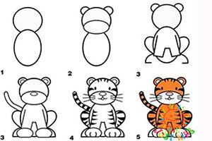 12 лесни начина да научим децата да рисуват животни