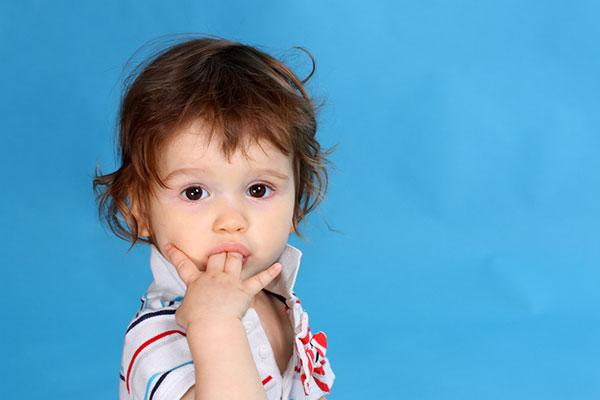 Странните навици на малките деца