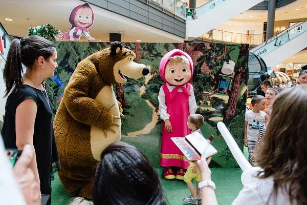 Забавления с любими герои в Сердика център през юни