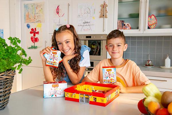 Мисия строител: Как детето да се забавлява истински в супермаркета