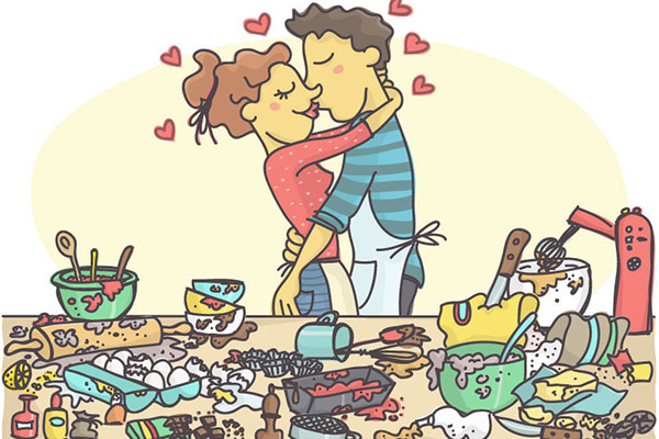 Дребните, но прекрасни неща, които един съпруг може да прави за жена си всеки ден