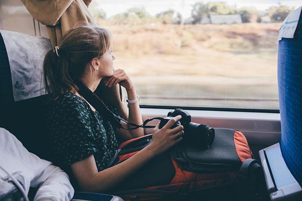 Пътуване към себе си