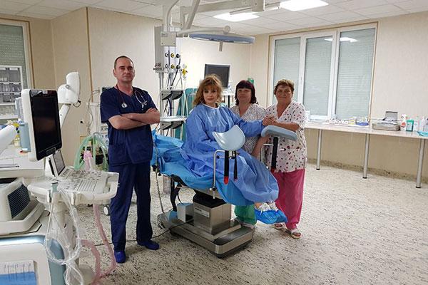 Уникални безкръвни операции на щитовидната жлеза ще се правят и у нас