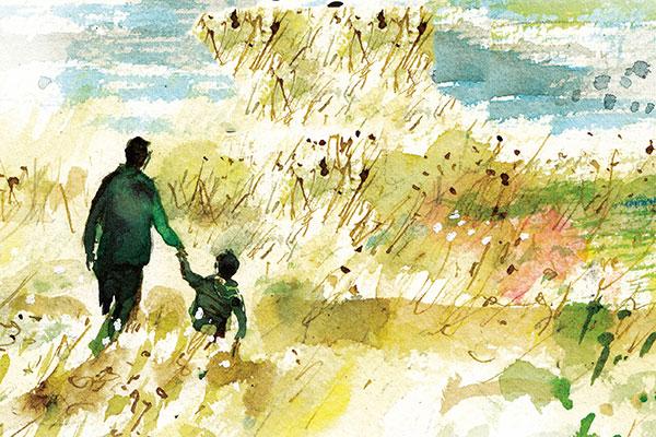 Молитва към морето – думите на един баща към сина му (видео)