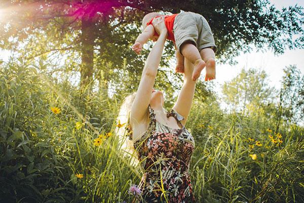 Благословията да бъда майка