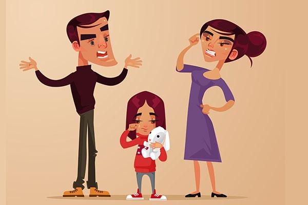 Отличителни белези на токсичните родители