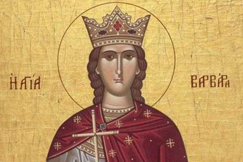 Светицата, която закриля децата от болести – Света Варвара
