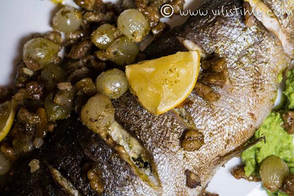 Четыре рецепта волшебной рыбы