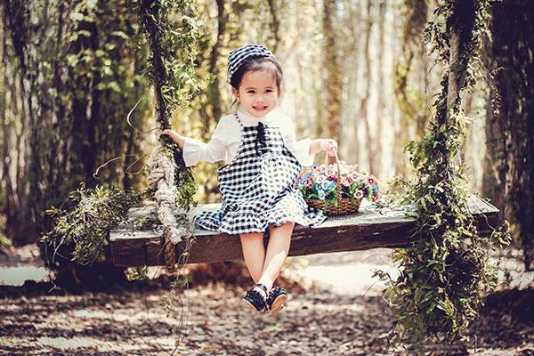Благословията да имаш дъщеря