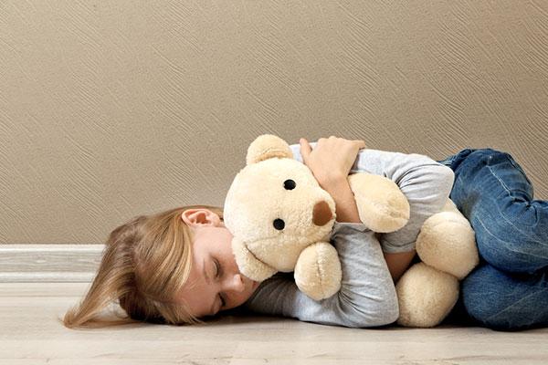 Симптоми на детската депресия