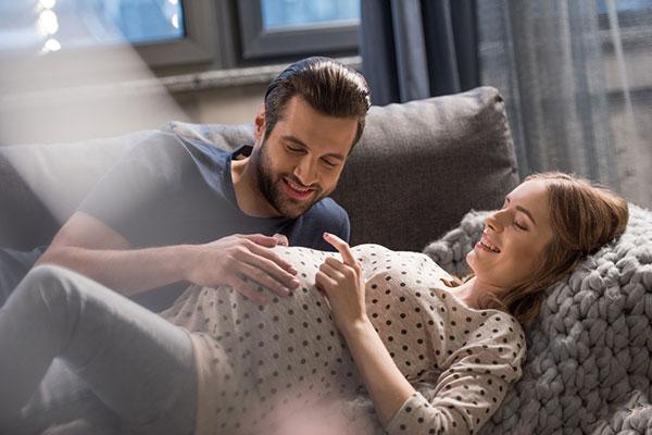 Бременността и отношенията в семейството