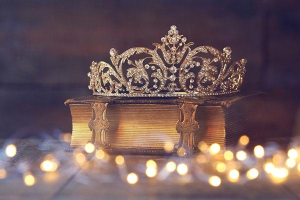За слугините, принцесите и кралиците