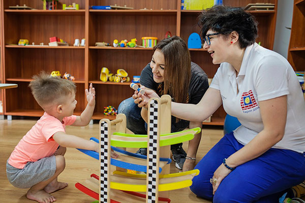 Интензивна терапия за деца до 7 години от Велико Търново и областта организират от Карин дом