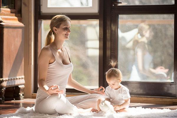 Може ли медитацията да ни направи по-добри родители