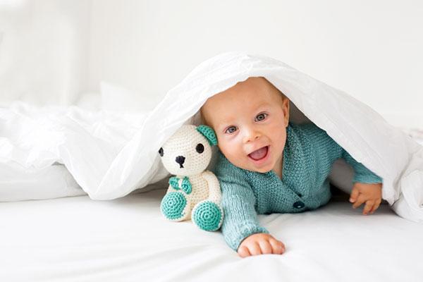 На каква възраст децата се разделят със следобедния сън