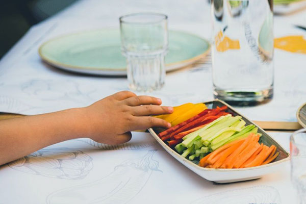 Не яж боклуци, яж зеленчуци!