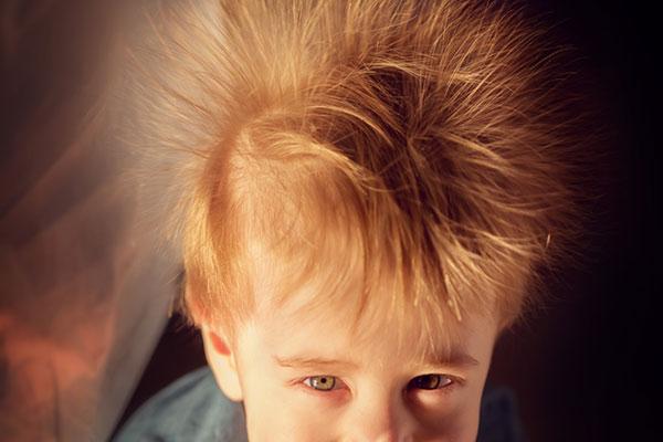 Синдром на непокорната коса? Що за чудо е това?