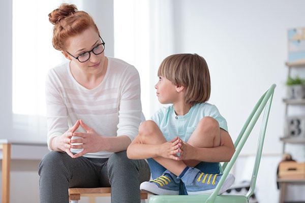 Един добре работещ трик за успокояване на нервни деца