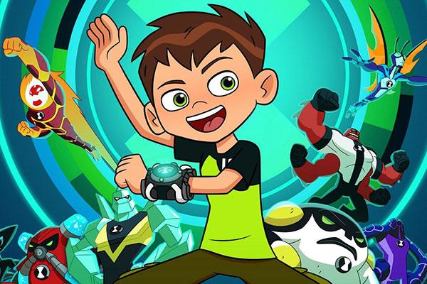 Забавните детски анимации, които ще зарадват децата през м. юли