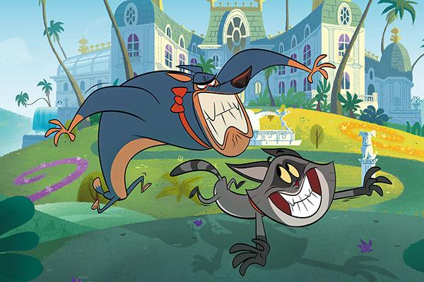 """Taffy – новата анимационна поредица в стил """"Том и Джери"""" стартира на 15 юли"""