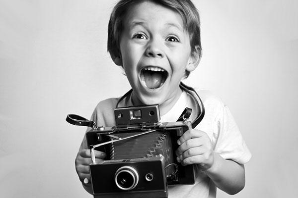 """Фотоконкурс за деца: """"Поглед в миналото"""""""