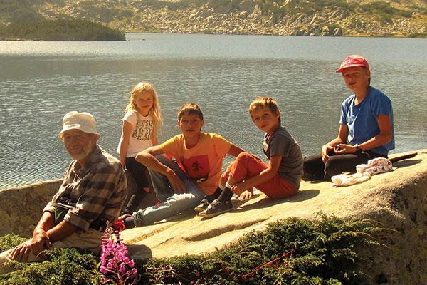 На планина с деца – откъс от една истински полезна книга