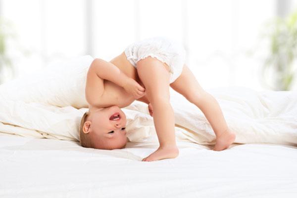 """Бебешка пелена  """"хваща"""" инфекциите на пикочните пътища"""