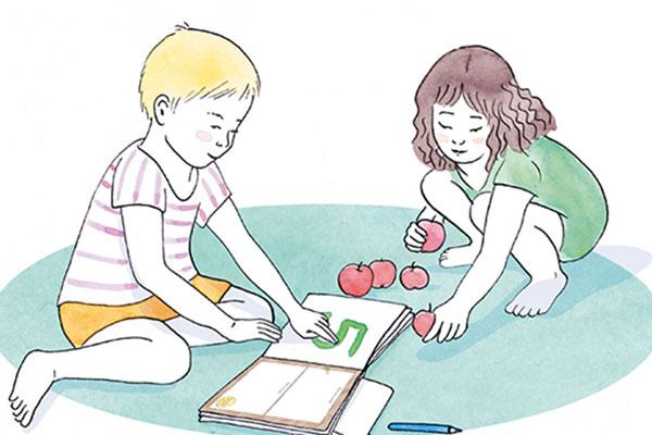 Как да научим децата да разпознават цифри и числа