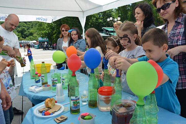 Детски панаир с над 30 безплатни ателиета за децата в Пловдив