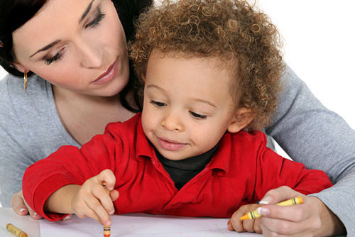 Огледални рисунки – лесно упражнение за всяко дете