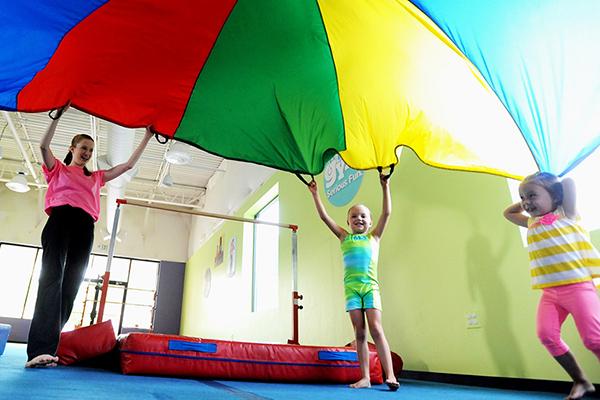 The Little Gym – мястото, където всяко дете има шанс да изяви себе си по най-добрия начин