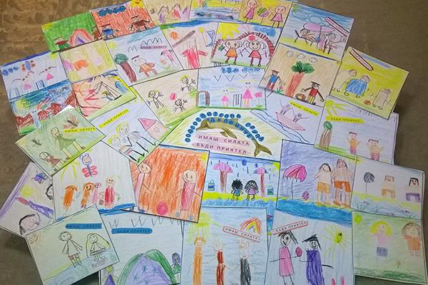 92 от всеки 100 деца правят добрини всеки ден
