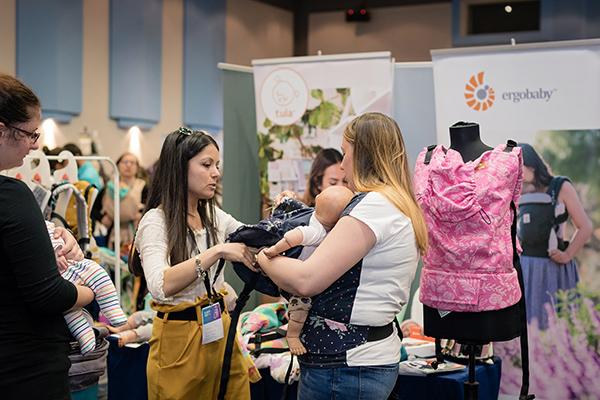 Как да постигнете свободата да опознавате света заедно с бебето