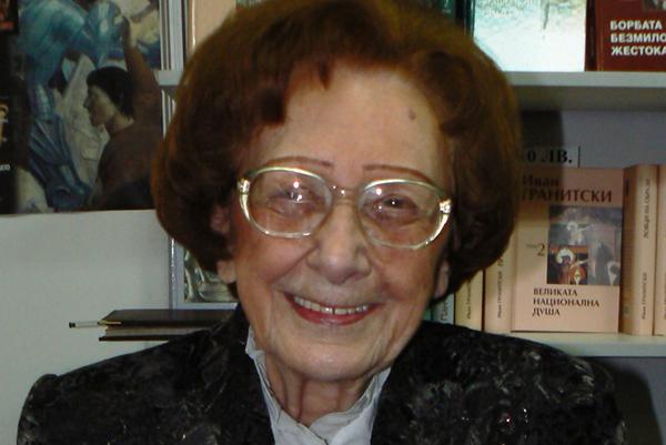 100 години от рождението на Леда Милева и един спомен за нея от Ангел Каралийчев