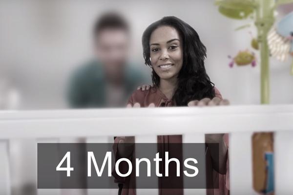 Видео на седмицата: Как изглежда света за бебетата от 0 до 12 месеца
