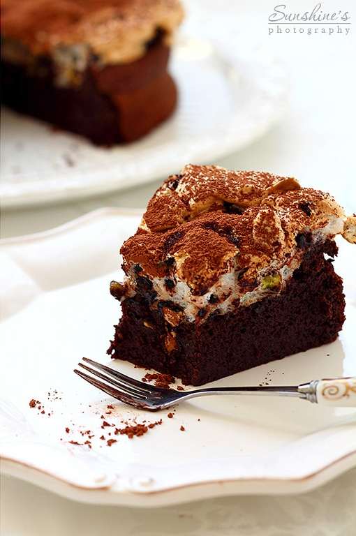 5. shokoladov sladkish s celuvchena korichka